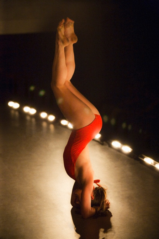 Batsheva Dance Company / Sadeh21 / 2011 — Bobbi Jene Smith.