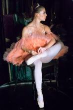 The Israel Ballet / backstage / 2010