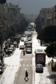 Tel Aviv, Ben Yehuda st.