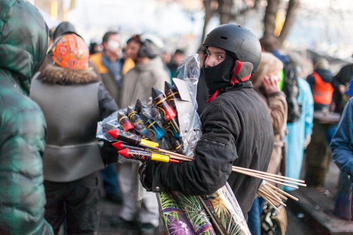 Massacre in Kiev 20.02.2014