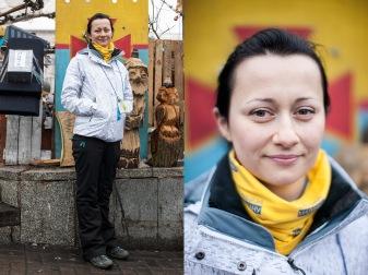 12) Lena, 33, businesswoman, Dnipropetrovsk, 2 children