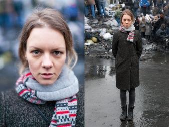 17) Masha, 29, screenwriter, Kiev, one daughter