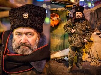 25) Michael, 56, Colonel Cossack Division, Khmelnitsky, grandchildren