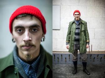 26) Leonid, 25, electrician, Crimea, no children