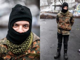 28) Roman, 19, a student sociologist, Kiev, no children