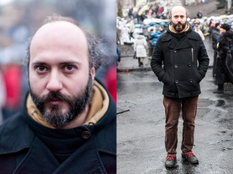 37) Dima, 32, film, post-production, Kiev, no children