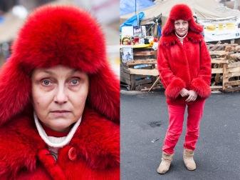 38) Victoria, 45, journalist, Donetsk, one child