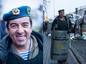 4) Yuri, 53, painter, military, Kolomiya, 4 children, 2 grandchildren