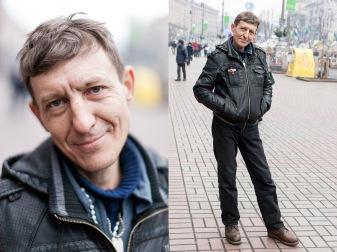 42) Edward, 46, mechanic, Zaporozhye, one child