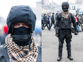 45) Ice, 52, head of security, Kiev, 4 children