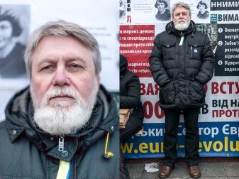 51) Nicholai, 59, engineer-constructor, Kiev, 2 children, 1 grandchild