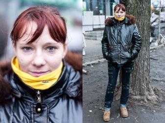 55) Tatiana, 26, confectioner, Uman, no children