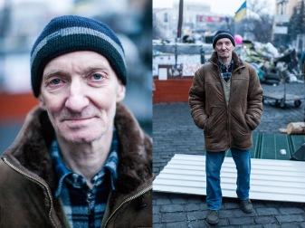 58) Vasil, 60, builder, Kyiv, 1 child