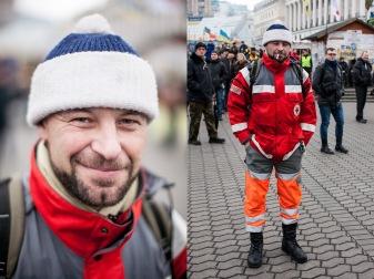 59) Maxim, 33, a lifeguard, Nikolaev, no children