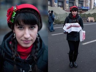 6) Ruth, 21, a student, a mathematician, Kiev, no children