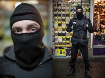 62) Victor, 25, Cherkasy, guard, no children