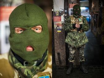 63) Victor, 29, Chernivtsi, guard, no children
