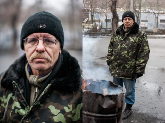 "7) ""Grandfather"", 57, an Afghan soldier, Zaporozhye, 3 children"